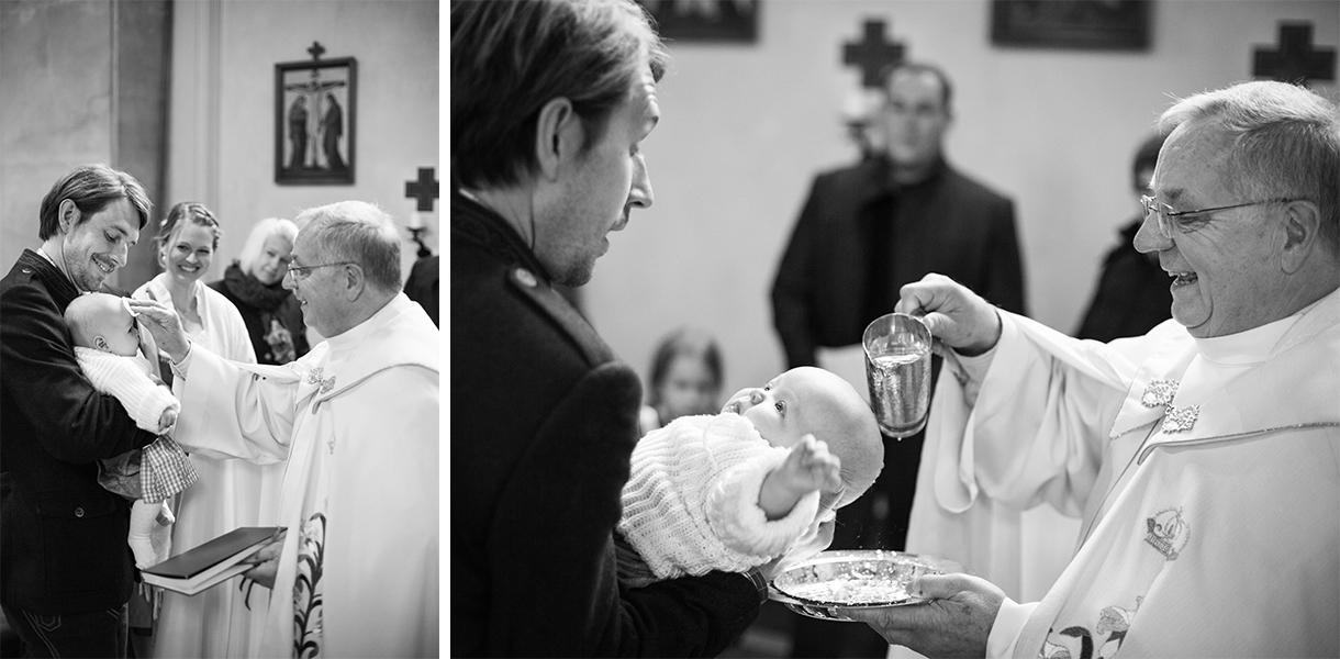 Dauer Taufe